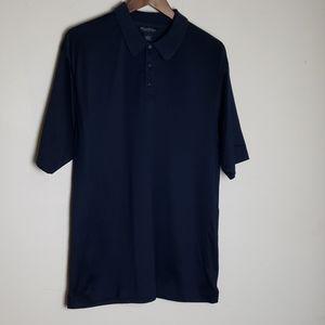 Brooks brothers navy polo shirt